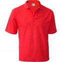 Рубашка-поло REDFORT 210GSM, красная