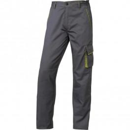 Рабочие брюки Delta Plus M6Pan, серый/зеленый