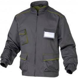 Рабочая куртка Delta Plus M6Ves, серый/зеленый