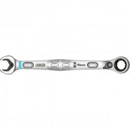 Ключ гаечный комбинированный Wera WE-020066 с реверсной трещоткой, 11 x 165 мм