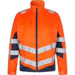 Рабочая куртка Engel Safety 1545-319, сигнальный оранжевый/синий