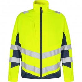 Рабочая куртка Engel Safety 1545-319, сигнальный желтый/синий