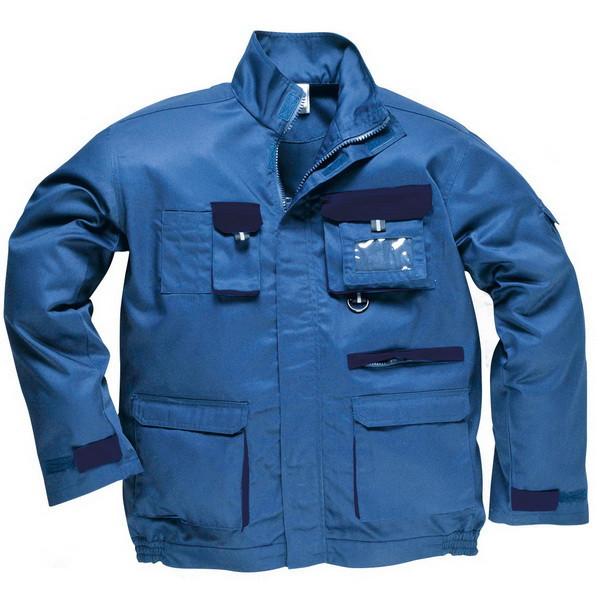 Рабочая куртка Portwest (Англия) TX10, Синий / темно-синий