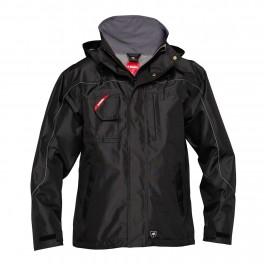 Зимняя куртка Engel Standart 1101-728, черный