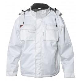 Зимняя рабочая куртка Engel Combat 1232-107, белый