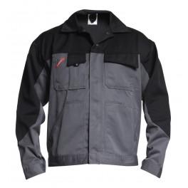 Куртка Engel Enterprise 1600-570, серый/черный