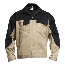 Куртка Engel Enterprise 1600-780, бежевый/черный