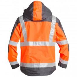 Куртка Engel Safety 1001-928, оранжевый/серый