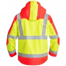 Куртка Engel Safety 1001-928, желтый/красный