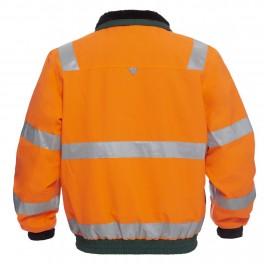 Куртка Engel Safety 1172-928,зеленый/оранжевый