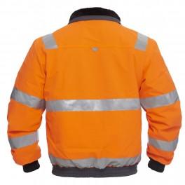 Куртка Engel Safety 1172-928,серый/оранжевый