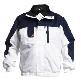 Куртка Engel Enterprise 1970-912, белый/синий