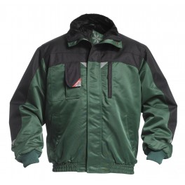 Куртка Engel Enterprise 1970-912,зеленый/черный
