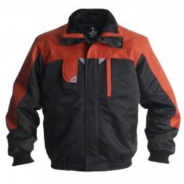 Куртка Engel Enterprise 1970-912, черный/оранжевый