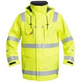 Куртка-парка Engel Safety 1000-928, сигнальный желтый