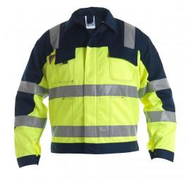 Куртка Engel Safety 1601-420, желтый/синий