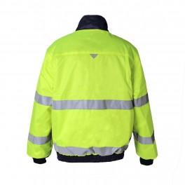 Куртка Engel Safety 1970-914, желтый/синий