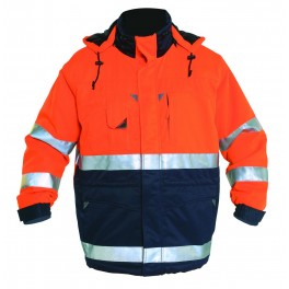 Куртка Engel Safety 1980-914, синий/оранжевый