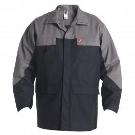 Куртка Engel Safety + 1234-820, черный/серый