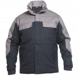Куртка Engel Safety + 1934-820, черный/серый