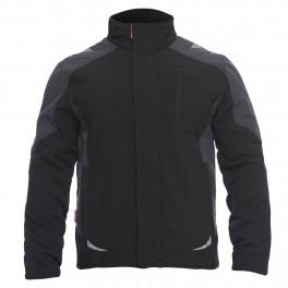 Куртка Engel Galaxy 8810-229, черный/серый