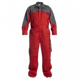 Комбинезон Engel Enterprise 4600-785,красный/серый