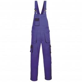 Рабочий полукомбинезон Portwest (Англия) TX12, синий