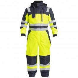 Комбинезон Engel Safety 4201-928, сигнальный желтый/темно-синий
