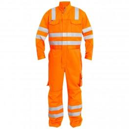 Комбинезон Engel Safety 4501-775, сигнальный оранжевый