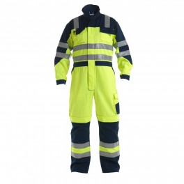 Комбинезон Engel Safety 4601-425,желтый/синий
