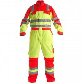Комбинезон Engel Safety 4601-425,желтый/красный