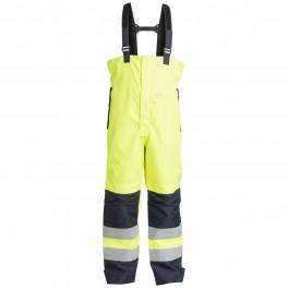 Зимний полукомбинезон Engel Safety 3211-928, желтый/синий