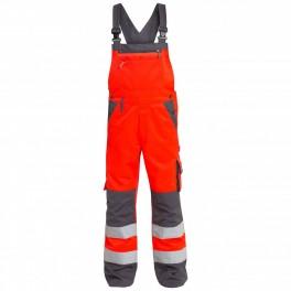 Полукомбинезон Engel Safety 3501-775, красный/серый