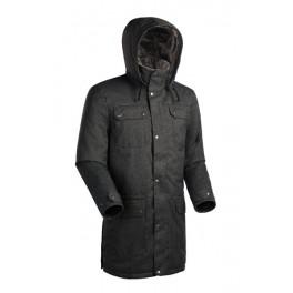Мужское пальто БАСК FORESTER, черный