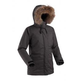 Женская куртка-аляска БАСК AGIDEL, черный