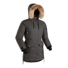 Женская пуховая куртка-парка БАСК IREMEL SOFT,серый