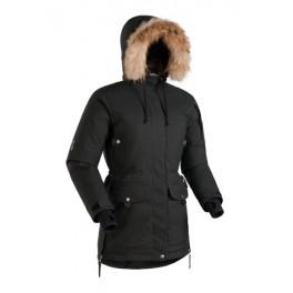 Женская пуховая куртка-парка БАСК IREMEL SOFT,черный