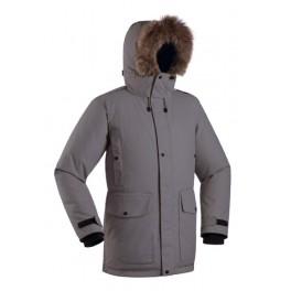 Мужская пуховая куртка-парка БАСК PUTORANA SOFT, серый