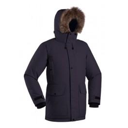 Мужская пуховая куртка-парка БАСК PUTORANA SOFT, синий