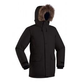 Мужская пуховая куртка-парка БАСК PUTORANA SOFT, черный