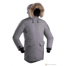 Женская пуховая куртка БАСК IREMEL, серый (9609)