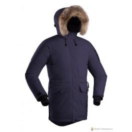 Женская пуховая куртка БАСК IREMEL, синий (9309)