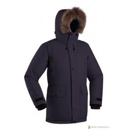 Мужская пуховая куртка-парка БАСК PUTORANA HARD,синий (9309)
