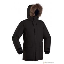 Мужская пуховая куртка-парка БАСК PUTORANA HARD, черный (9009)