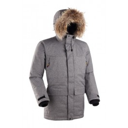 Мужская куртка-парка БАСК ARADAN, темно-серый