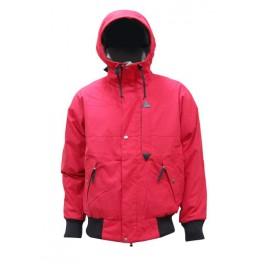 Мужская короткая куртка-парка БАСК TOBOL, красный