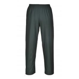 Водостойкие брюки Portwest S451.Зелёный.