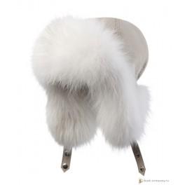 Женская меховая шапка БАСК OYMIAKON LH, беж