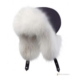 Женская меховая шапка БАСК OYMIAKON LH, синий