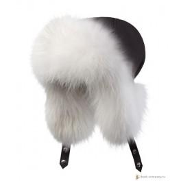 Женская меховая шапка БАСК OYMIAKON LH,черный